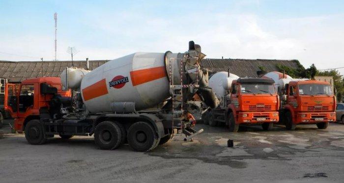 миксер для бетона купить в кирове