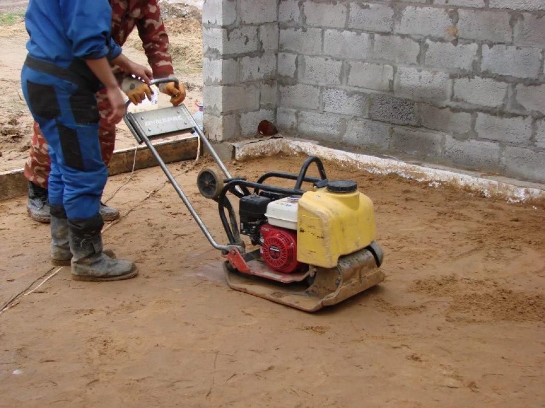 виброплита для бетона своими руками